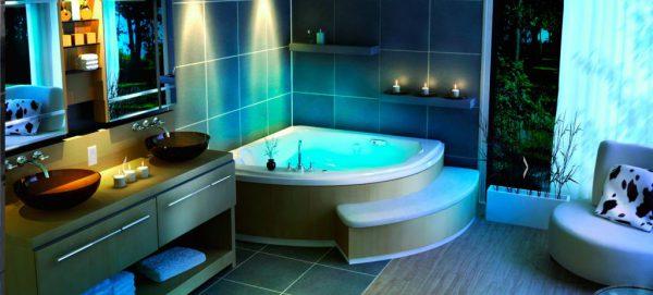 Большая ванна